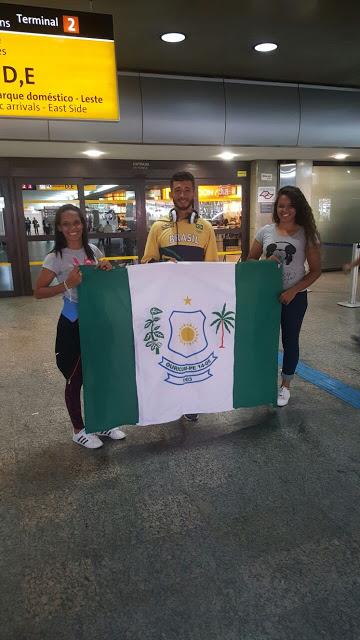 Atletismo de Ouricuri participa do Brasileiro Sub-20 em Bragança Paulista