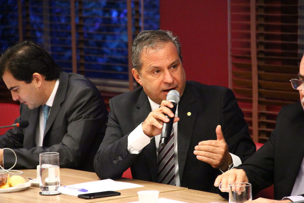 Deputado federal Tadeu Alencar - 10102017