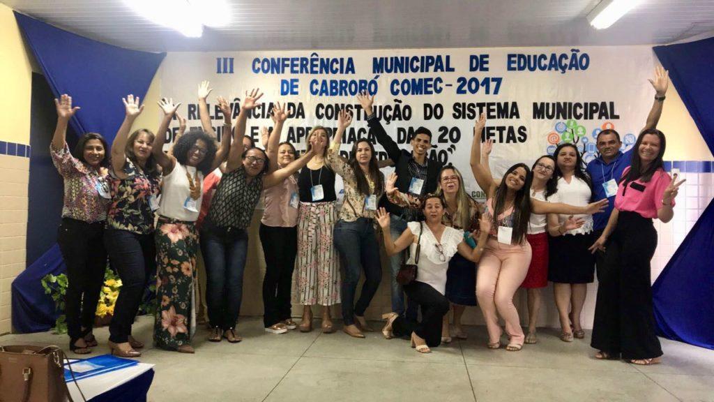 III Conferência Municipal de Educação (7) Encerramento
